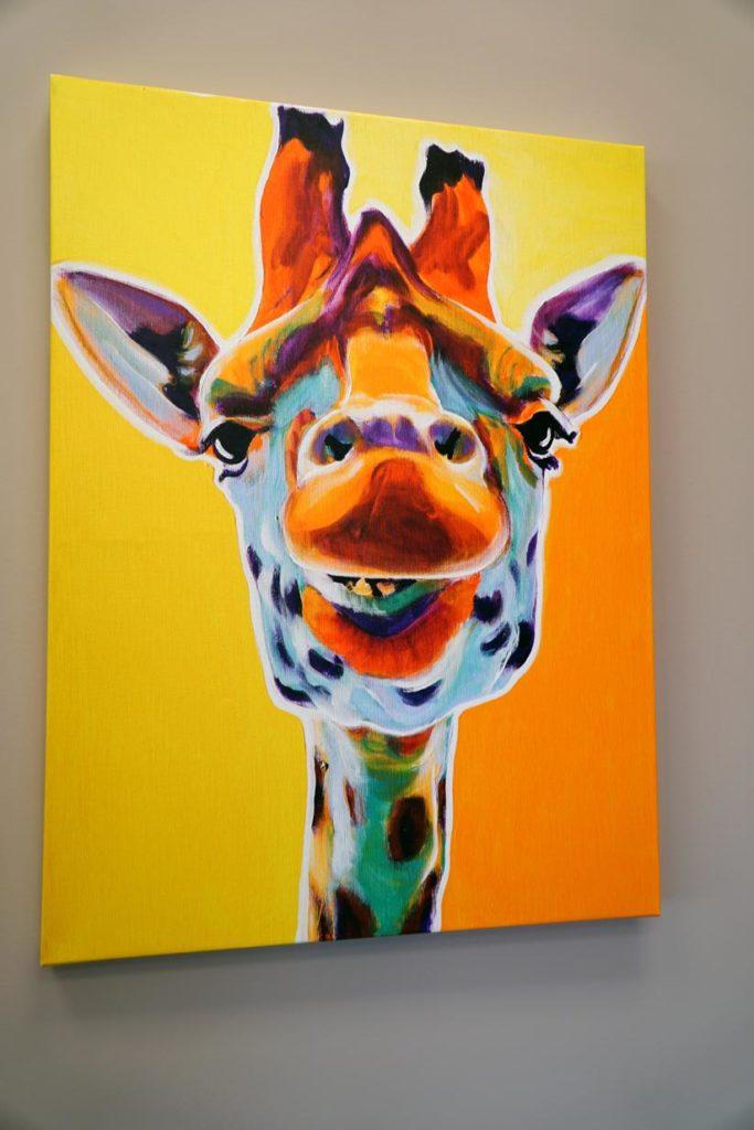 8th Street Dental Airdrie Wall Art